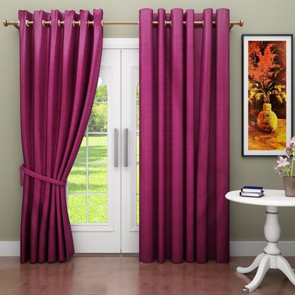 Door Eyelet Curtain at Rs.499