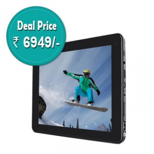 Simmtronics Xpad Tablet at Rs.6949