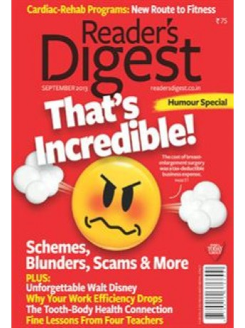Reader's Digest at Rs.549