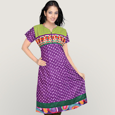 Anarkali Style Designer Kurta at Rs.825