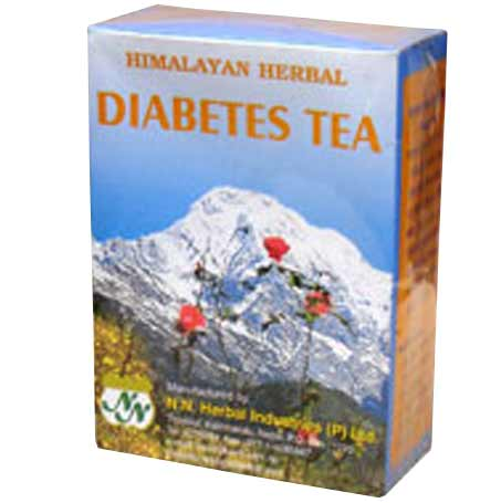 Himalayan Herbal Diabetes Tea at Rs.165