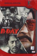 D-Day DVD at Rs.269