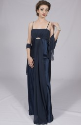Long Stain Gown at Rs.1750
