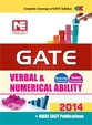 GATE-2014 Verbal & Numerical Ability Book at Rs.320