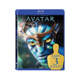 Avatar 3D DVD at Rs.1274