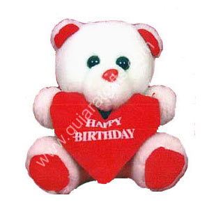 Teddy Bear with Heart at Rs.665