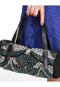 Joey & Phoebe Beaded Sling Bag at Rs.3082