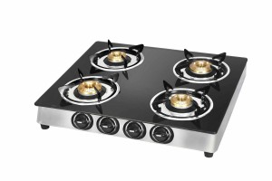 Padmini 4 Borner Gas Stove at Rs.3990