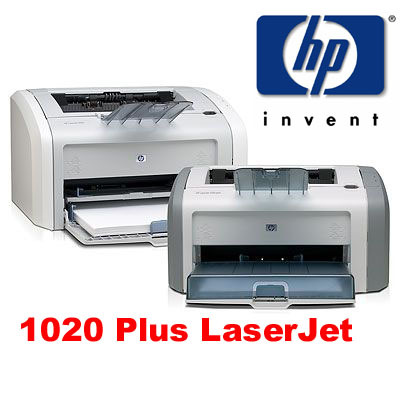 HP Laser Jet 1020 plus Printer at Rs.6900