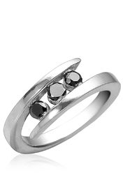 Ziveg Sterling Silver Ring at Rs.1399