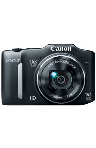 Canon PowerShot SX160 at Rs.8871