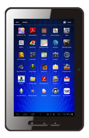 Micromax Funbook Tab at Rs.4419