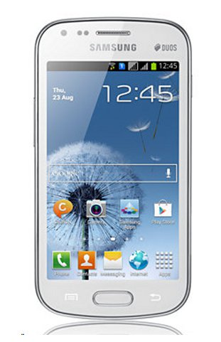 Samsung Galaxy S DUOS at Rs.9489