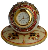 Dharohar Marble Round Watch at Rs.543
