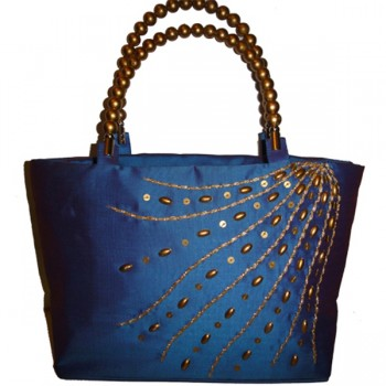 Blue Handbag at Rs.1309
