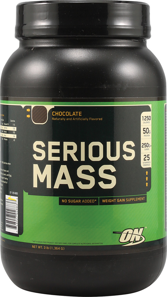 Optimum Nutrition Serious Mass at Rs.1979