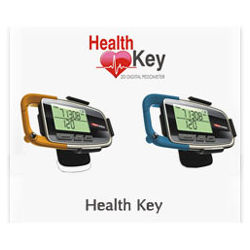 Digital Pedometer Health Key at Rs.999