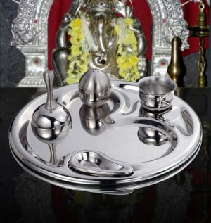 Om Pooja Thali at Rs.900
