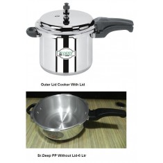 Pressure Cooker at Rs.2910