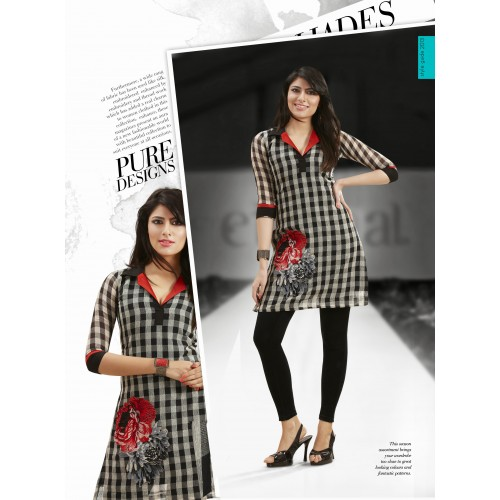 Kurti & Poly Cotton Lining at Rs.1363