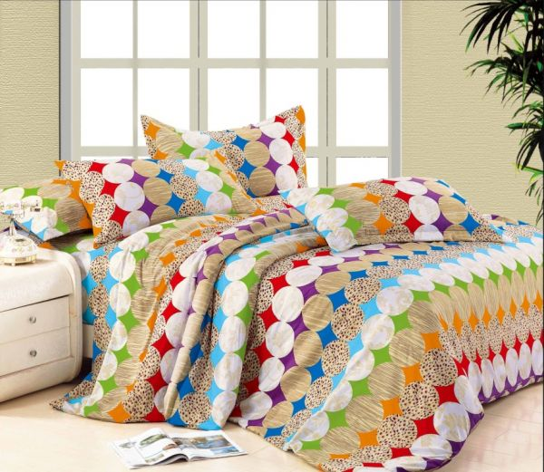 King Size Double Bedsheet at Rs.599