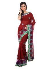Florence Chiffon Saree at Rs.2485