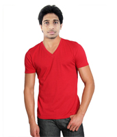 Levis V Neck T-Shirt at Rs.599