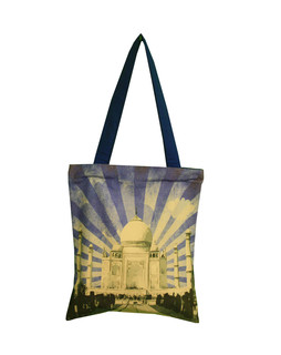 Taj Mahal Tote Bag at Rs.600