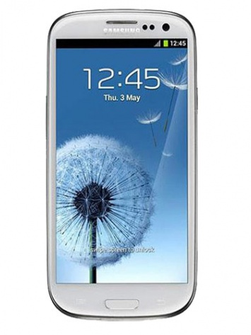 Samsung Galaxy S3 at Rs.28550