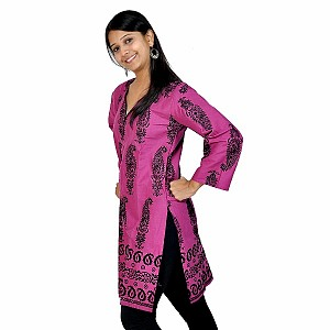 Cotton Printed Kurti at Rs.443