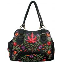 Kashmiri Leather HandBag at Rs.2899