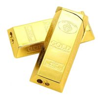Gold Bar Design Flame Lighter at Rs.250
