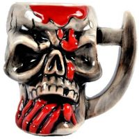 Skull Pirate Ceramic Mug at Rs.350