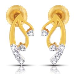 Diamond Earrings at Rs.2499