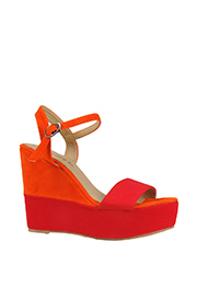 Tangerine Sandals at Rs.1500