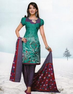 Unstitched Salwar Kameez at Rs.549
