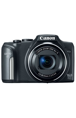 Canon PowerShot SX170 at Rs.11699