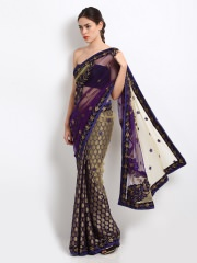 Dori Net Fashion Saree at Rs.3420