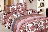Poly Cotton Double Bedsheet at Rs.395