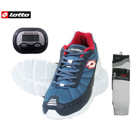 Cobmo of Lotto Shoes at Rs.999