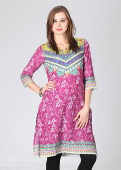 Karigari Women's Kurta at Rs.384