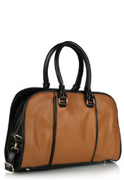 Ladida Tan Handbag at Rs.1400