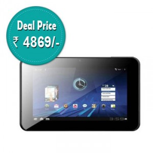 Karbonn Smart Tab 3 at Rs.4869