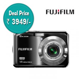 Fujifilm FinePix AX500 at Rs.3949