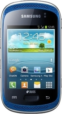 Samsung Galaxy Music Duos at Rs.6940