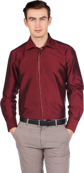Men's Silk Shirt at Rs.2377