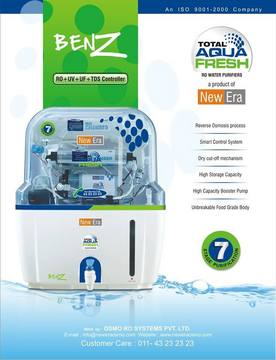 Benz Water Purifier at Rs.9999