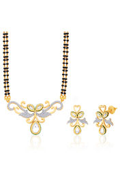Peora Gold Mangalsutra Set at Rs.3570
