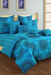 Swayam Bedsheet & 2 Pillow Covers at Rs.989
