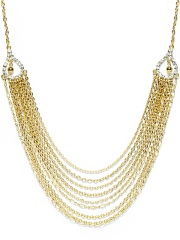 DressBerry Multi Chain Necklace at Rs.360